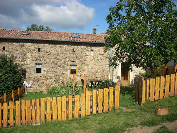 Domaine des Fan Faon (Saint-Jeure-dAy,Ardèche), Furnished