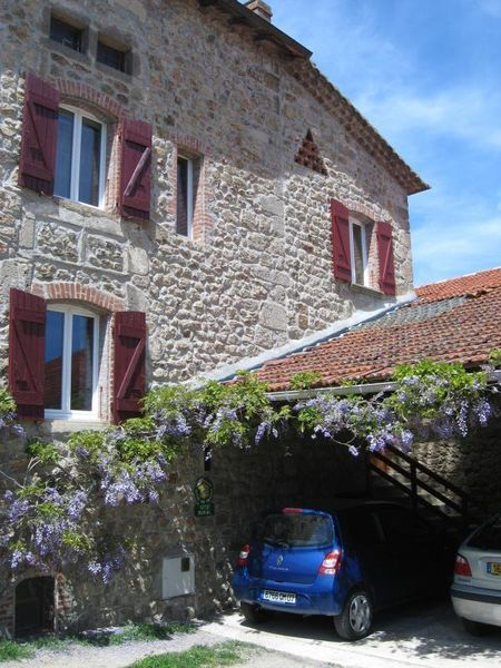 Mr CHANTEPY Henri (Satillieu,Ardèche), Furnished accommodat