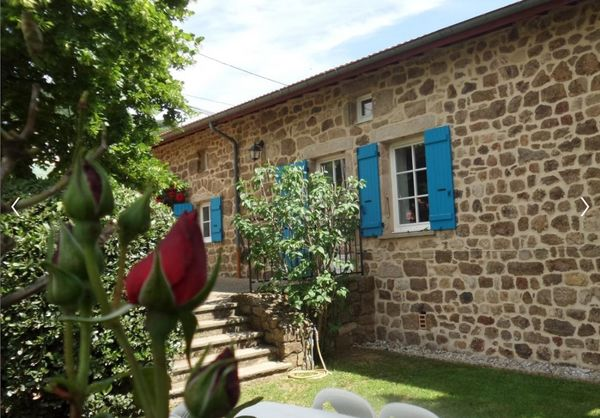 La Ferme (Saint-Alban-dAy,Ardèche), Furnished accommodatio