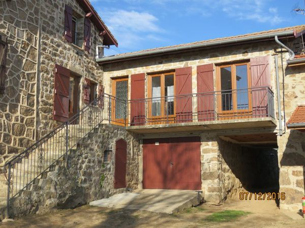 Les Cerises (Saint-Alban-dAy,Ardèche), Furnished accommoda