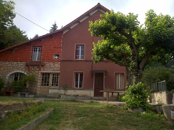 Gîte Le grand rocher (Lalouvesc,Ardèche), Furnished accomm