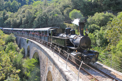 Train of the Ardèche